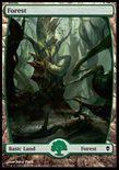 Forest (247/249) - Zendikar