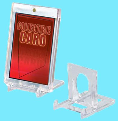 Ultra Pro 2-piece Card Display Stand (5pcs)