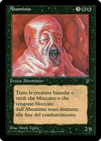 Abomination - Foreign Blackbordered (FBB)