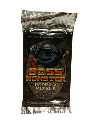 Boss Monster: Paper & Pixels
