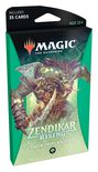 Zendikar Rising Theme Booster Green