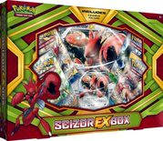 Collection Box: Scizor-EX