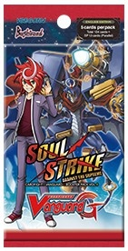 Cardfight Vanguard G Set 4: Soul Strike Against The Supreme Booster