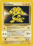 Electabuzz 20/102 - Base Set - Muut Kortit