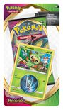 Pokemon SWSH4: Vivid Voltage 1-Pack Checklane Blister (Grookey) (PREORDER)