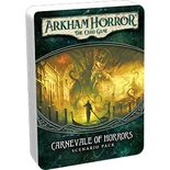 Arkham Horror LCG: Carnevale of Horrors Scenario Pack