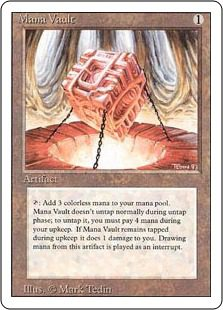 Mana Vault - Revised (3rd) Edition