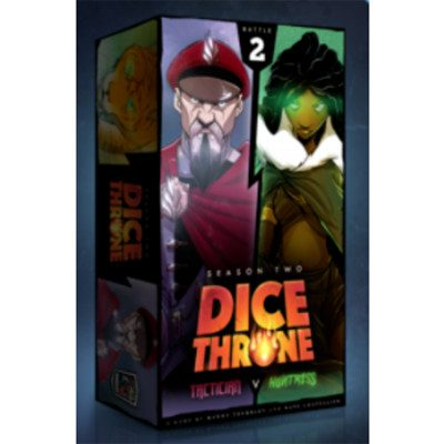 Dice Throne: Season Two - Tactitian vs Huntress