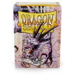 Dragon Shield Sleeves Matte Lilac (100ct)