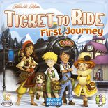 Ticket to Ride: First Journey (FI/SE/NO/DK)