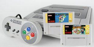 Super Nintendo Mario Bundle!