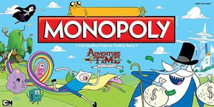 Monopoly Adventure Time: Collector's Edition