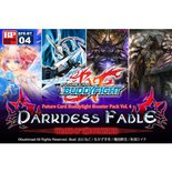 Future Card Buddyfight Set 4: Darkness Fable Booster