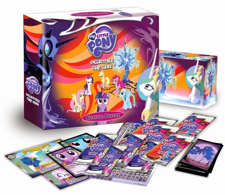 My Little Pony CCG: Celestial Solstice Deluxe Boxed Set