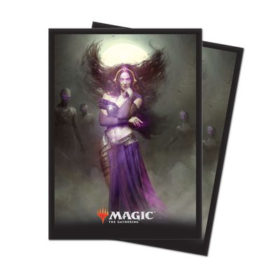 Ultra Pro MTG Core Set 2019 Deck Protector Standard Sleeves: Liliana, Untouched by Death (80ct)
