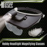 GSW Head Light Magnifying Glasses (Suurentava otsalamppu)