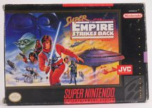 Super Star Wars: The Empire Strikes Back - SNES