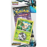 Pokemon SM8: Sun & Moon Lost Thunder Checklane Blister Rowlet