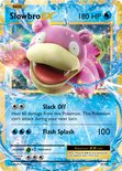 Slowbro EX 26/108 - X&Y Evolutions