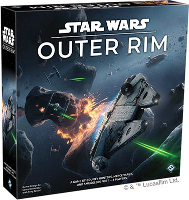 Star Wars: Outer Rim (PREORDER)