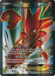 Scizor EX Full Art 119/122 - X&Y BREAKpoint