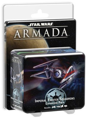 Star Wars Armada Imperial Fighter Squadrons Expansion