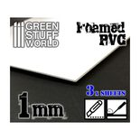 GSW Foamed PVC 1mm (3kpl)