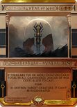 Avatar of Woe - Amonkhet Invocations