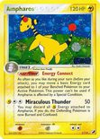 Ampharos 1/115 Reverse Holo - Ex Unseen Forces - Muut Kortit
