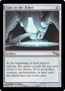 Gate to the AEther - Mirrodin