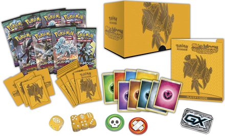 Pokemon SM2: Sun & Moon Guardians Rising Elite Trainer Box (Tapu Koko)