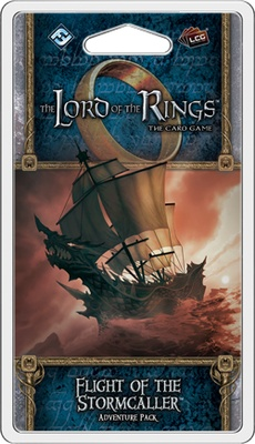 Lord of the Rings LCG: Flight of the Stormcaller Adventure Pack
