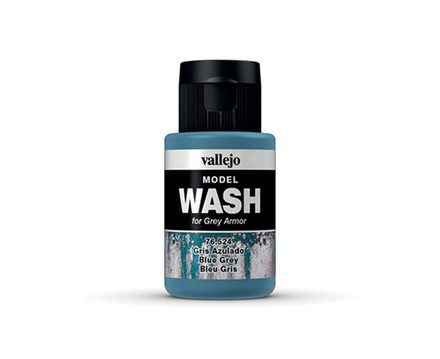 Vallejo Model Wash: Blue Grey