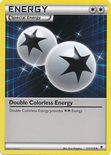 Double Colorless Energy 111/119 - X&Y Phantom Forces