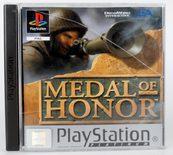 Medal Of Honor (German Version Platinum) - PS1