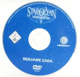 Star Ocean Till the End of Time Bonus DVD - PS2