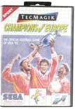 Champions Of Europe - Master System