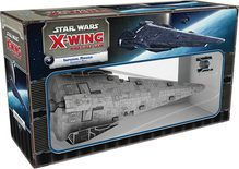 Star Wars X-Wing Miniatures Game: Imperial Raider Expansion Pack