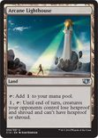 Arcane Lighthouse - Commander 2014