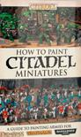 How to paint Citadel Miniatures (Book+CD)