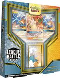 Pokemon Reshiram & Charizard GX League Battle Deck