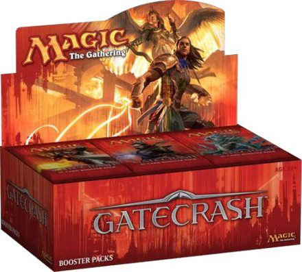 Gatecrash Booster Display Box