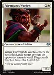Fairgrounds Warden - Kaladesh