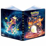 Ultra Pro Pokemon 9-Pocket Portfolio Shining Fates Charizard & Toxtricity