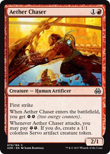 Aether Chaser - Aether Revolt