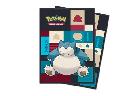 Ultra Pro Sleeves, Snorlax (65pcs)