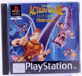 Disney's Action Game Featuring Hercules (German Version) - PS1