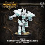 Retribution of Scyrah Aspis Light Myrmidon