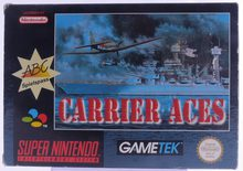 Carrier Aces - SNES