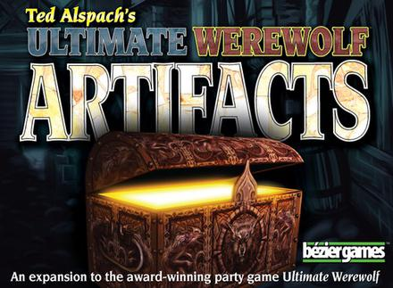 Ultimate Werewolf: Artifacts (2nd Edition)